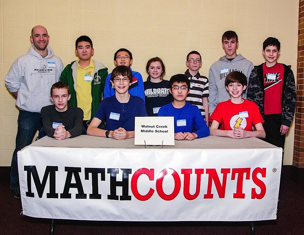 Walnut Creek Mathcounts