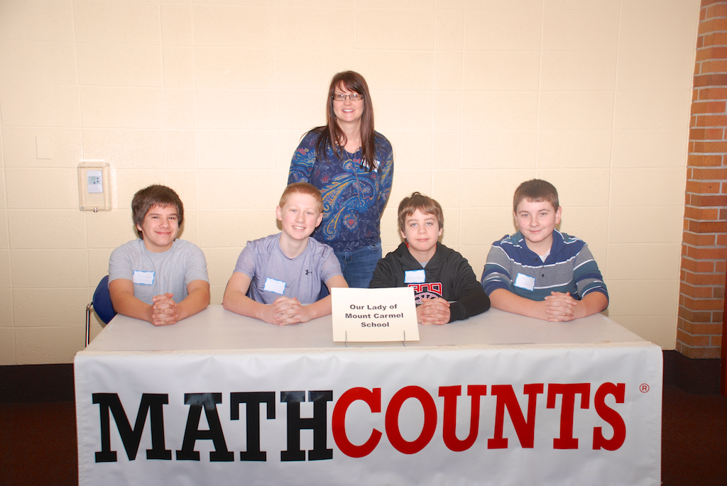 Mt Carmel Mathcounts